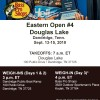 Bassmaster Eastern Open #4 September 13-15