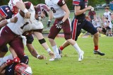 Patriots Mauled by Bulldogs 28-0