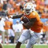 Jordan Shines as Vols Fall to #17 West Virginia in Opener