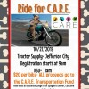 C.A.R.E. Howl – O – Ween Ride October 27
