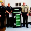 Prescription Drug Box Installed at Sheriff's Department