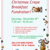 Boys and Girls Club Hosts Christmas Crepe Fundraiser