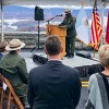 Park, Congressional Leaders, and Governor Dedicate Foothills Parkway