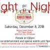 Mossy Creek Foundation Light the Night December 8
