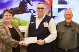 Parrott-Wood Memorial Library Receives a $1,000.00 Community Grant from Walmart