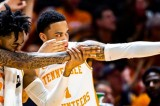 No. 3 Tennessee Downs Arkansas, 106-87