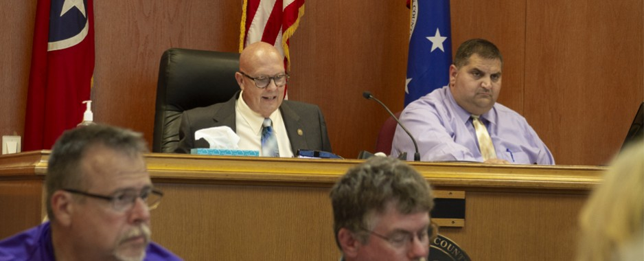 Voting Glitch Raises Questions In County Commission