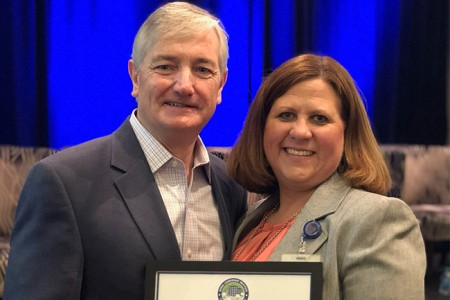 Sutton graduates from TVA Rural Leadership Institute