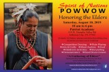 Spirit of Nations Pow Wow August 10