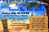 C.A.R.E. Luau by the Lake July 26