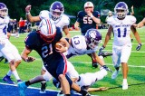 Patriots Maul Smoky Bears
