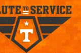 Tennessee Athletics Announce Salute to Service Week