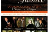 Hills Union Gospel Jubilee October 12