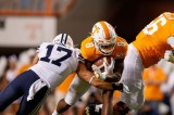 Tennessee Falls to BYU in Double Overtime