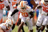 Vols Fall to Gators in SEC Opener