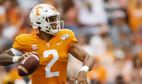 Vols Roll Past Chattanooga, 45-0