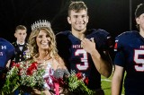 Chasity Osborne Crowned Homecoming Queen