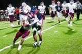 Patriots Fall to Indians in Homecoming Shutout