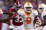 Vols Hang Tough with Top-Ranked Tide