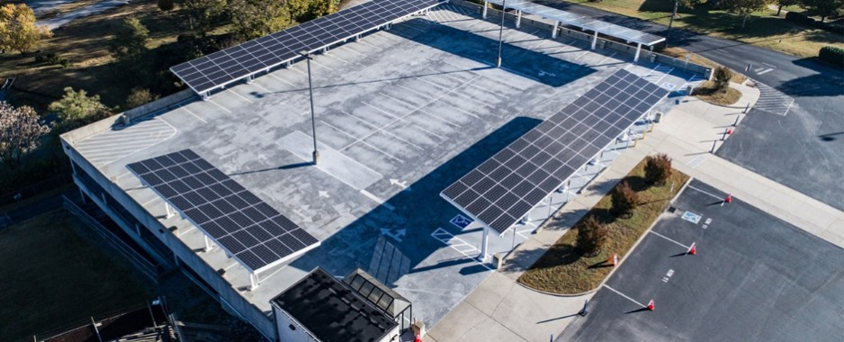 Tennessee National Guard Unveils New Solar Power Initiative