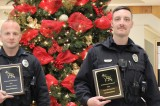 Morristown Police Department K-9 Teams Receive Awards