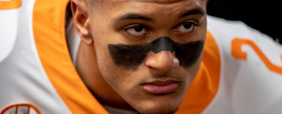 Alontae Taylor Voted Vice Chair of SEC Football Leadership Council