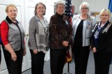 Fourth Anniversary of Martha Dandridge Washington Chapter, National Society Daughters of the American Revolution