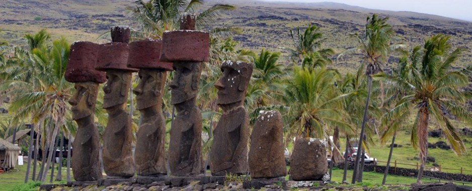 Researchers revise timing of Easter island's societal collapse