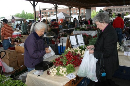 UT Offers Boot Camps for Farmers Market Vendors