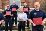 MPD Officers Graduate Walters State Basic 				Police Academy