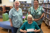 Parrott-Wood Memorial Library receives a $3,000.00 Grant from the Dollar General Literacy Foundation