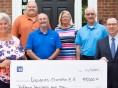 AEC Partners with TVA to Donate $30,000 to Douglas Cherokee Economic Authority To provide member assistance with electric bills