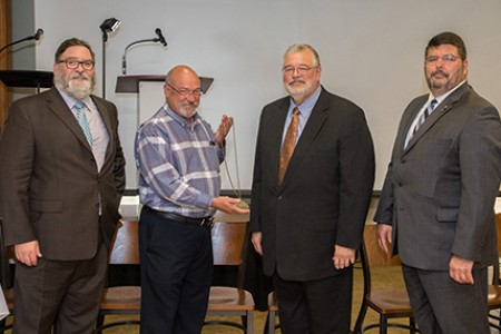 Carson-Newman recognizes faculty, staff with high honors