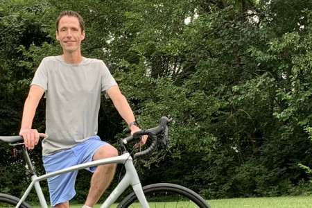 Carson-Newman Professor To Cycle 100 Miles For Local Ministry
