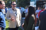 Republican Road to Victory Bus Tour Stops in Newport