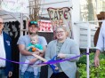 Alleyway Caffe Cuts Ribbon On Downtown Dandridge Location