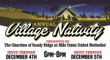 Annual Village Nativity, December 4 -5, 2020