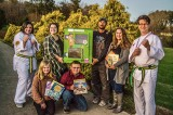 Little Free Library Received for National Family Literacy Month