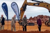 Northeastern Tennessee's Newest Recreation and Events Megaplex Breaks Ground
