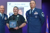 Morristown Police Department Sergeant Travis Stansell Awarded Inaugural Leadership Legacy Award