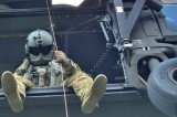 Tennessee National Guard aircrew rescue bear attack victim