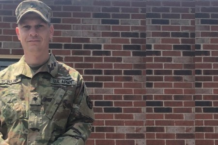 Strawberry Plains Guardsman follows in families' footsteps