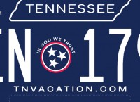 Rate the Plates: Gov. Lee Unveils New License Plate Design Picked by Tennesseans