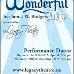 legacy theatre wonderful life