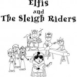 elfis and the sleigh riders 12102012