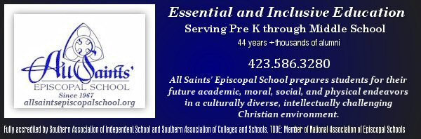All Saints School Ad1