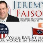 Jeremy Faison Tennessee Representative District 11 Ad