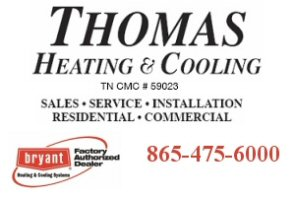 Thomas Heating Ad