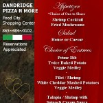 Dandridge Pizza and More Valentines Day Ad 2013