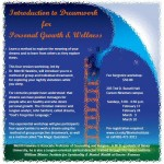 Introduction To Dreamwork Blevins Institute Ad 02112013